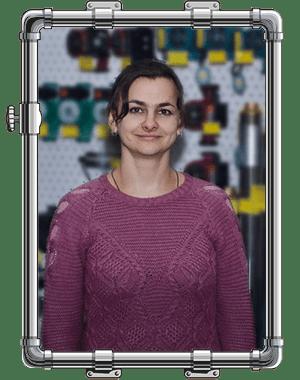 Рожкова Ирина<br/>продавец-консультант